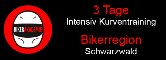 3 Tage Intensiv Kurventraining im Schwarzwald