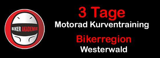 3 Tage Intensiv Kurventraining im Westerwald