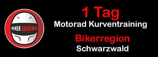 1 Tag Kurventraining / Straße im Schwarzwald