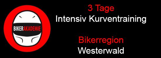 3 Tage Kurventraining im Westerwald